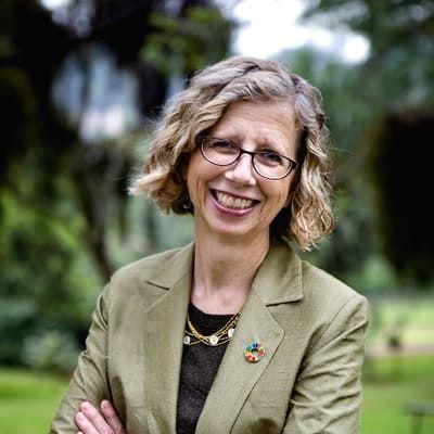 UNEP Executive Director Inger Andersen.