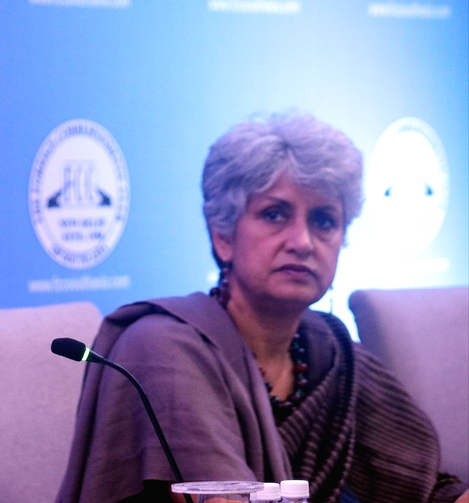UNICEF Representative in India Yasmin Ali Haque. (File Photo: IANS)