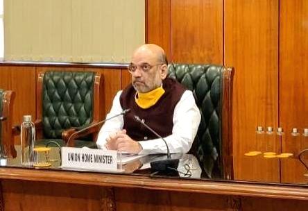 Union Home Minister Amit Shah. - Amit Shah