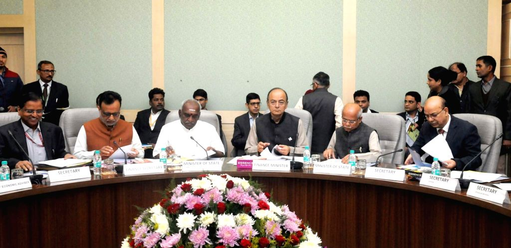 Union Minister for Finance and Corporate Affairs Arun Jaitley chairs the first meeting of Pre-Budget Consultative Meeting with the stakeholders groups from Agriculture Sector in connection ... - Affairs Arun Jaitley