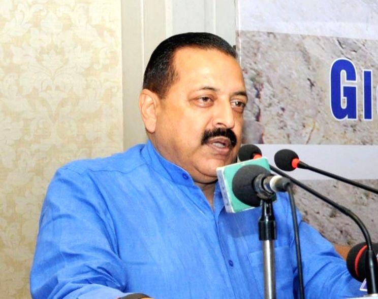 Union Minister Jitendra Singh. (File Photo: IANS) - Jitendra Singh