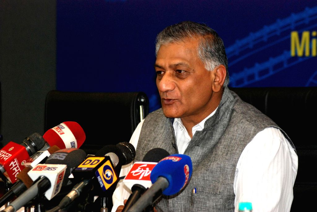 Union Minister of Development of North Eastern Region (Independent Charge) General (retd) V.K. Singh delivers the concluding speech at the Conference of Chief Ministers of  North Eastern States ... - K. Singh