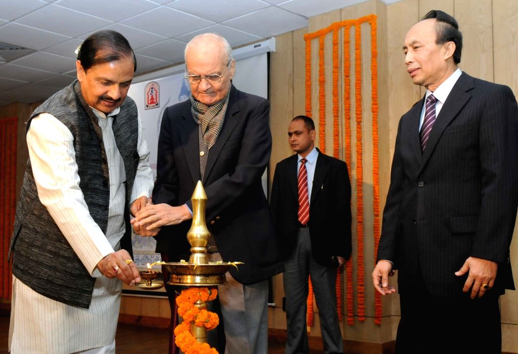 """Union Minister of State for Culture (Independent Charge), Tourism (Independent Charge) and Civil Aviation, Dr. Mahesh Sharma inaugurates the """"International Conference on 'India-Laos ... - Mahesh Sharma"""