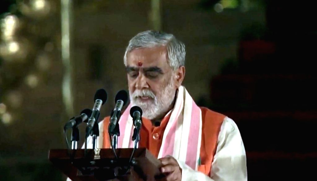 """Union Minister of State for Health and Family Welfare Ashwini Choubey on Monday described the Congress and the opposition parties as """"patrons"""" for supporting the anti-Citizenship (Amendment) Act (CAA) and the National Register of Citizens (NRC) prote"""