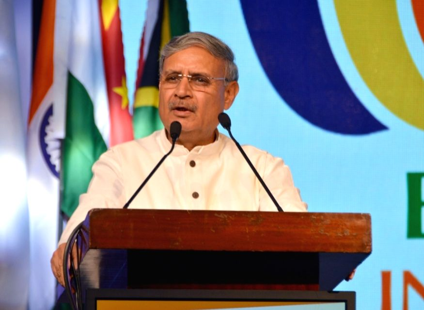 Union Minister of State for Planning (Independent Charge) and Urban Development, Housing and Urban Poverty Alleviation, Rao Inderjit Singh addresses at the valedictory function of the ... - Rao Inderjit Singh
