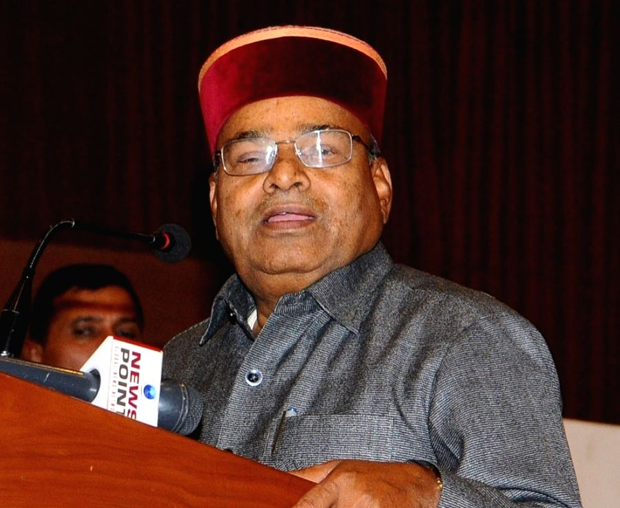: Union Minister Thaawar Chand Gehlot. (File Photo: IANS).