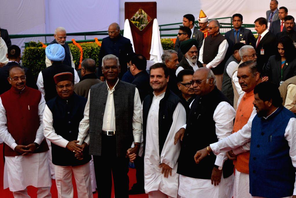 B  R  Ambedkar's death anniversary