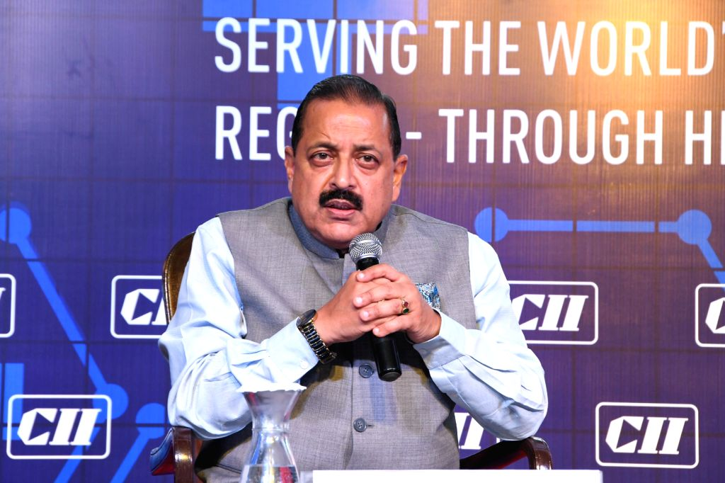 Union MoS Development of North Eastern Region, Prime Minister???s Office, Personnel, Public Grievances and Pensions, Atomic Energy and Space Jitendra Singh addresses at the Asia Health ... - Jitendra Singh