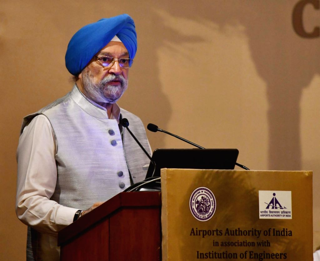 Union MoS Housing and Urban Affairs, Civil Aviation (Independent Charge) and Commerce and Industry Hardeep Singh Puri addresses at the inaugural session of ???Cyclonic Resistance Design ... - Hardeep Singh Puri