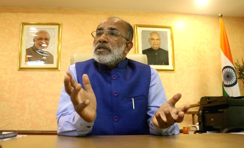 Union MoS Tourism (I/C) Alphons Kannanthana.  (File Photo: IANS)