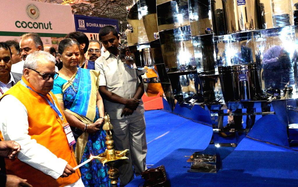 Union MSME Minister Kalraj Mishra at the inauguration of 7th Stainless Steel Houseware Show 2017 in Bengaluru, on July 7, 2017. - Kalraj Mishra