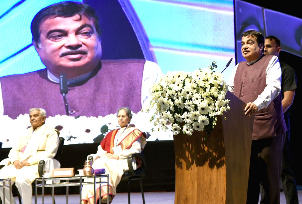 Union Road Transport and Highways and Micro, Small & Medium Enterprises Minister Nitin Gadkari addresses at the Centenary celebrations of All India Oriental Conference at Kavikulaguru ... - Nitin Gadkari