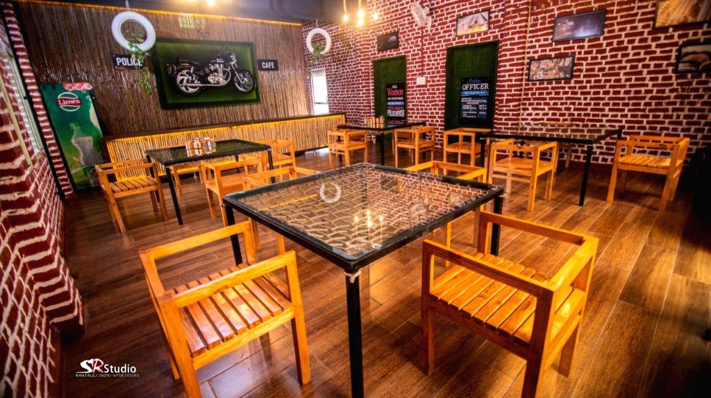 Unique police cafe opens in Muzaffarnagar
