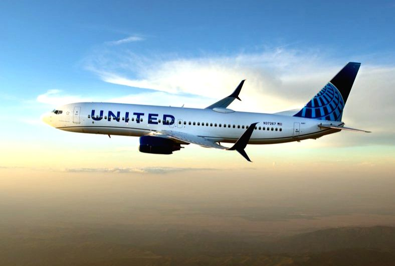 United Airlines. (Photo: Twitter/@united)