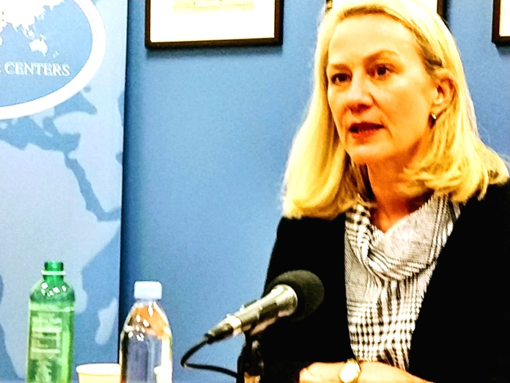 United States Acting Assistant Secretary of State for South Asia Alice Wells