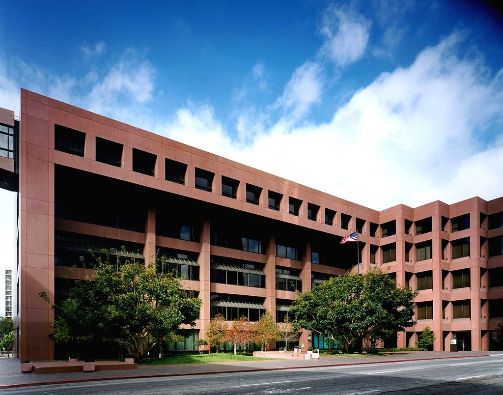 United States Federal Court in San Diego California.