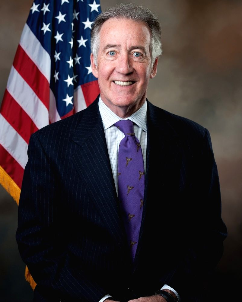 United States House of Representatives Ways and Means Committee Chairman Richard Neal.