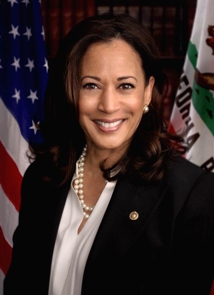 United States Senator Kamala Harris. (Photo: Harris Senate website)