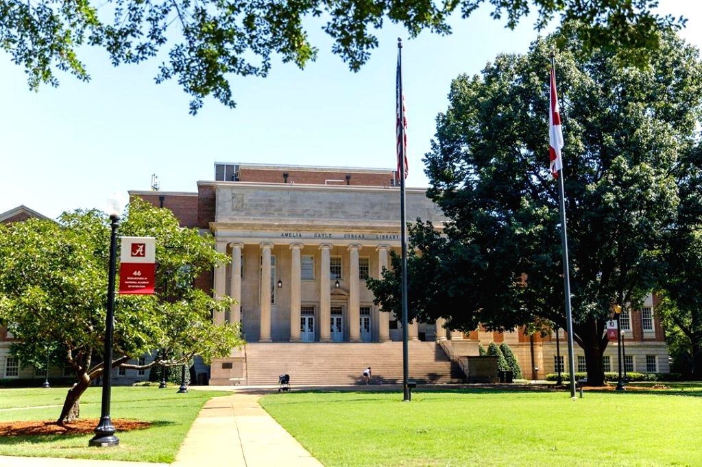 University of Alabamaa.