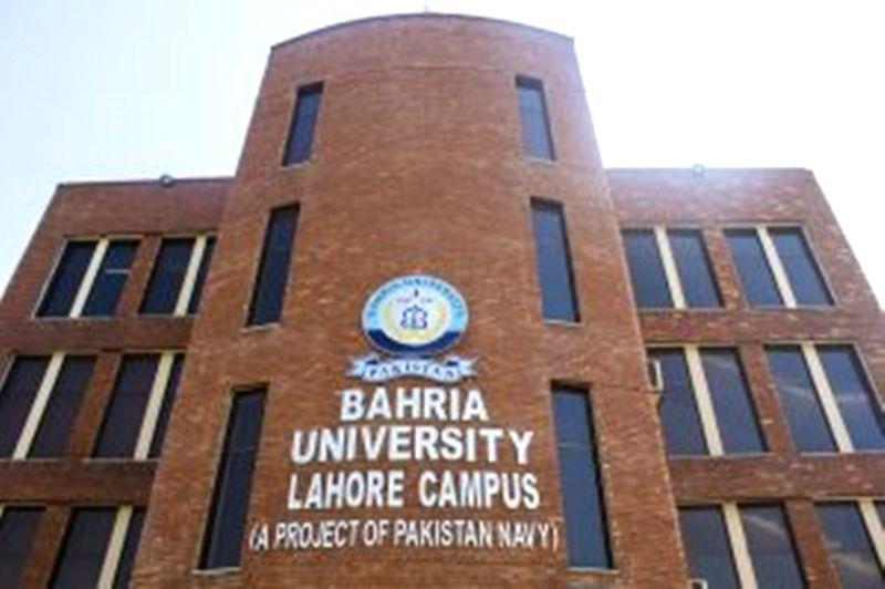 University of Bahria (Pakistan).