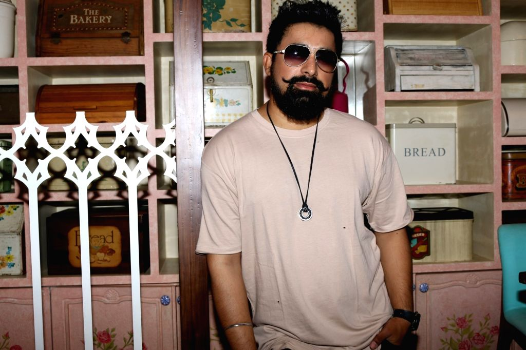 Unveiling The Men's Collection With actor Rannvijay Singh in Mumbai on April 17, 2017. - Rannvijay Singh