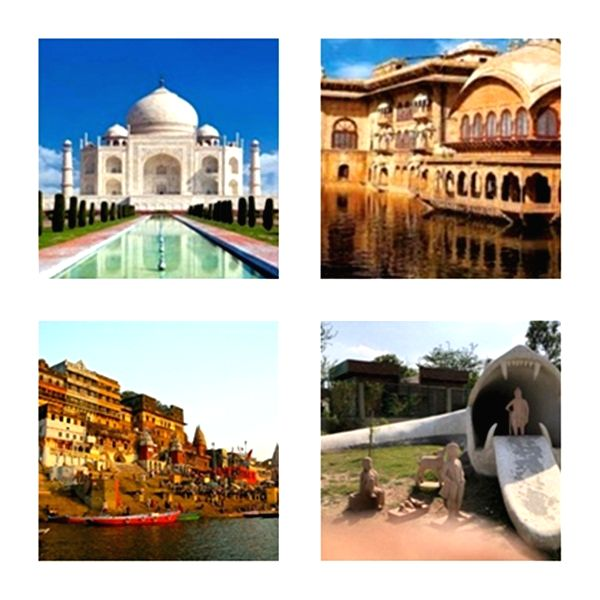 UP emerged as top tourist destination in 2019.