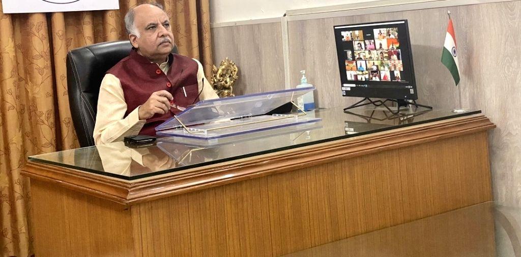 UP Government's Urban Development Minister Ashutosh Tandon. - Ashutosh Tandon