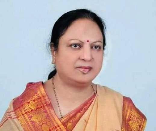 UP minister Kamala Rani Varun passed away. - Kamala Rani Varun