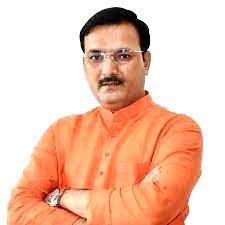 UP minister Satish Dwiwedi who got job for his brother. - Satish Dwiwedi