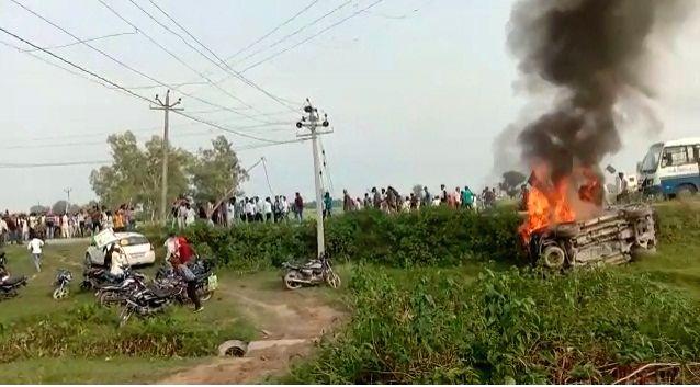 UP Police ADG assures strict action against Lakhimpur rioters.