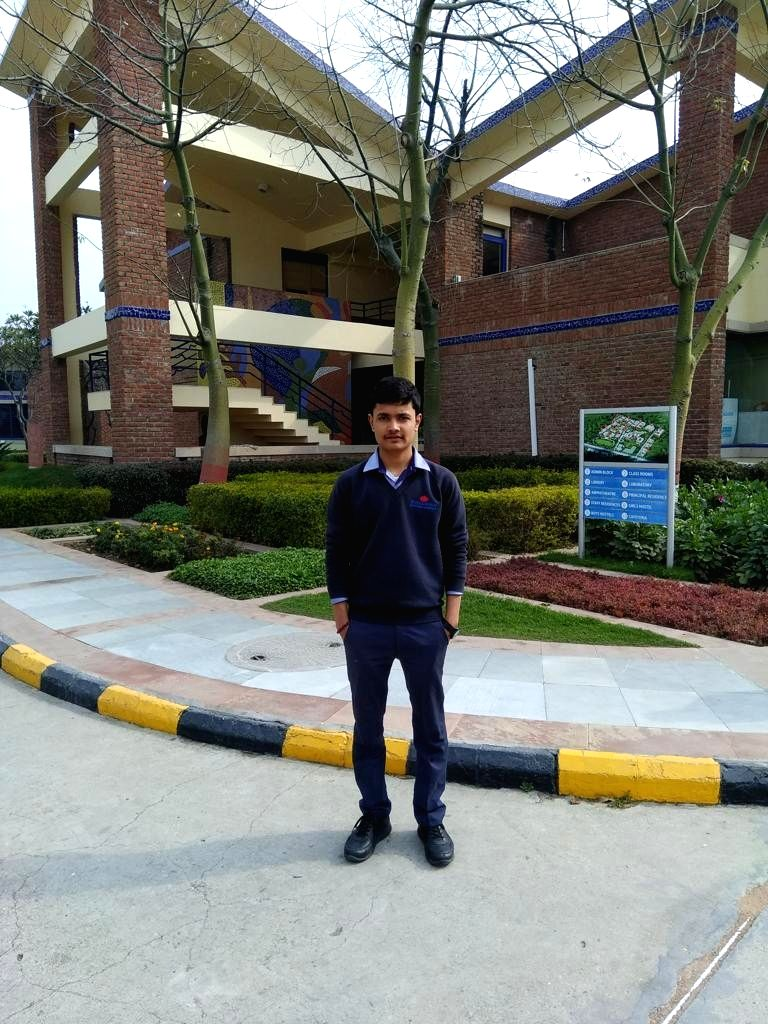 UP student secures free pass to Stanford University