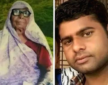UP The 90-year-old grandmother of Pushpendra Yadav has died. - Pushpendra Yadav