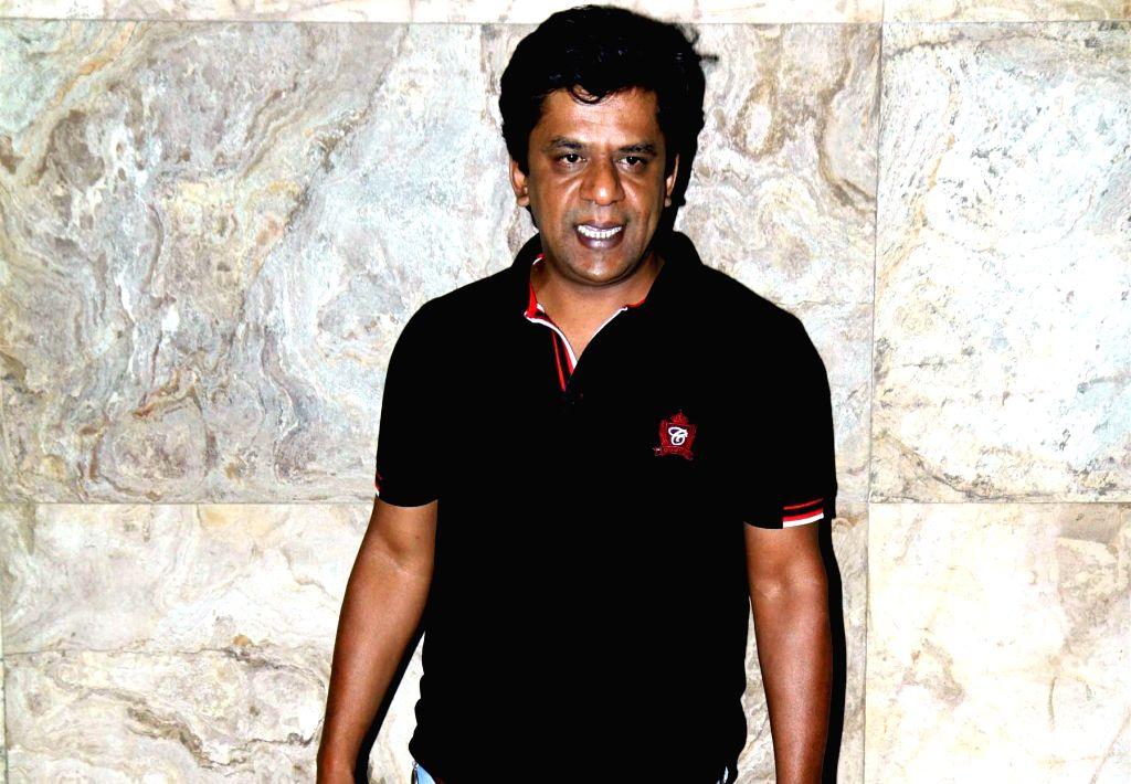 Upendra Limaye. (File Photo: IANS)