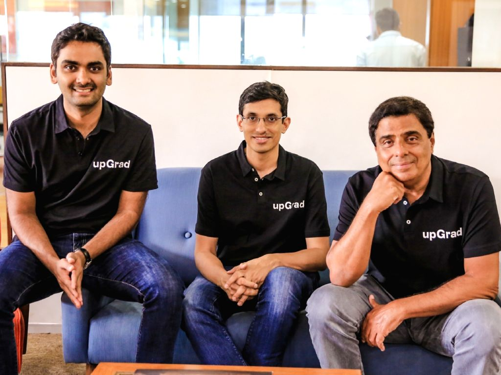 upGrad to hire 1,000 people in India in next 3 months.