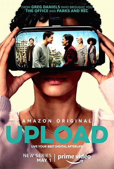 Upload' is a new world, imagined thoroughly: Writer Greg Daniels.