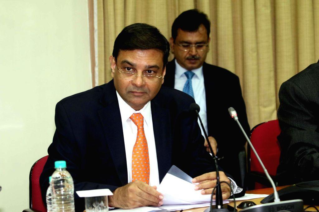 Urjit Patel. (File Photo: IANS) - Urjit Patel