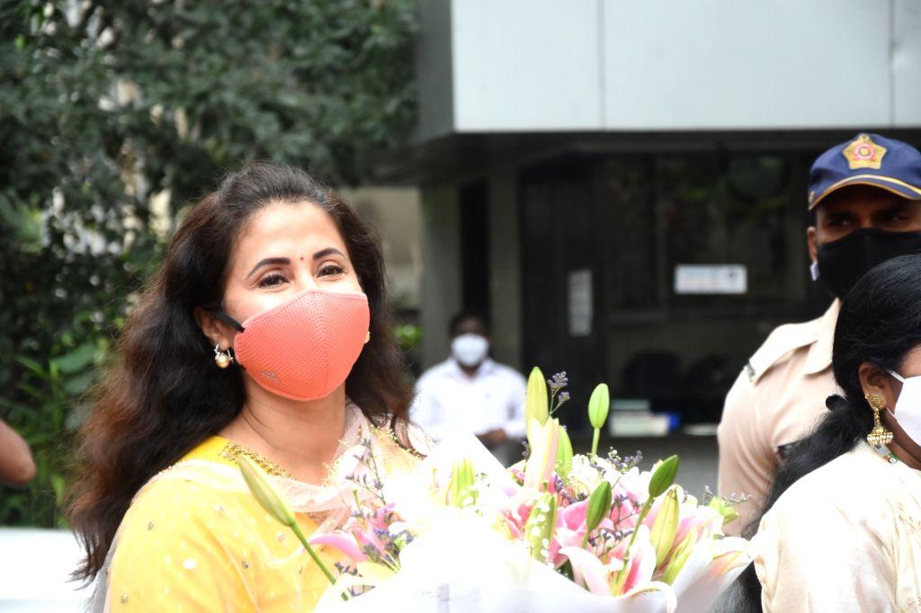Urmila requests Centre to supply vaccine to Maharashtra. (Photo: IANS)