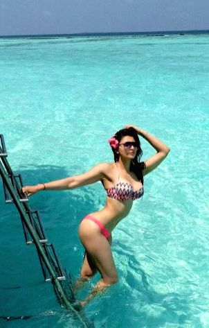 Urvashi Rautela 'tired of being modest.