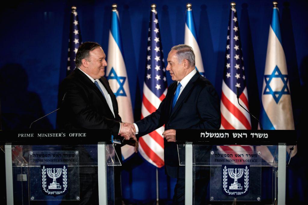 US backs Israel's West Bank annexation plan despite concerns