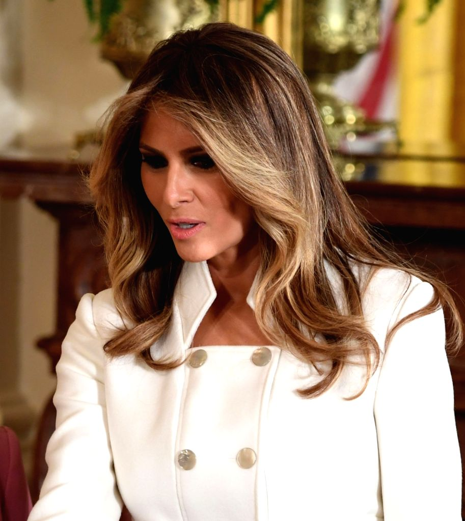 US First Lady Melania Trump. (File Photo: IANS)