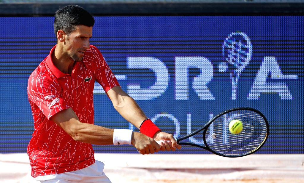 US Open: Djokovic overwhelming favourite, Serena targets 24th Grand Slam. (Xinhua/Predrag Milosavljevic/IANS)
