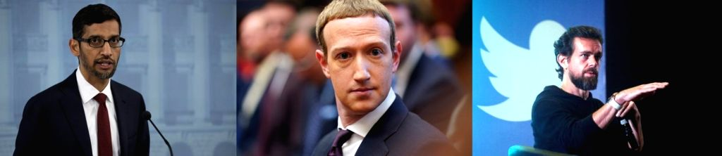 US panel set to grill Facebook, Google, Twitter CEOs