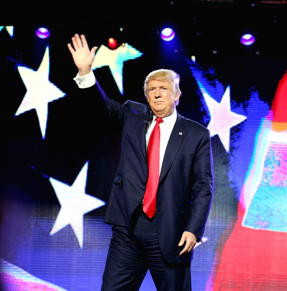 US President-elect Donald Trump. (File Photo: Xinhua/IANS)