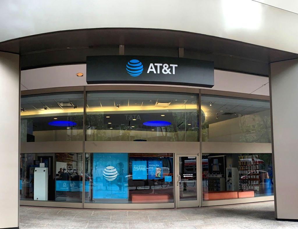 US telecom major AT&T