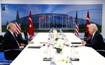 'US-Turkey agrees on Kabul airport, S-400 issue remains unresolved'