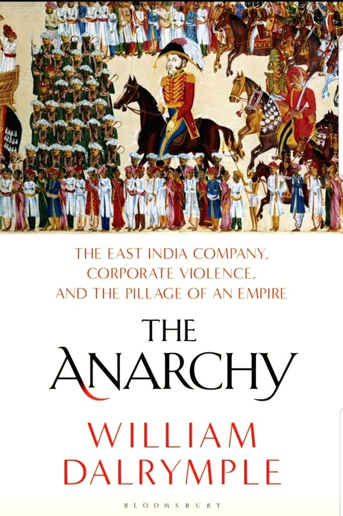 USA Cover of 'The Anarchy'.
