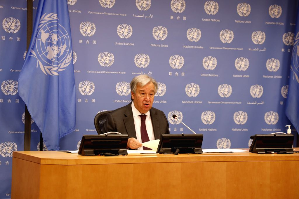 Use recovery from Covid-19 to tackle climate change: Guterres