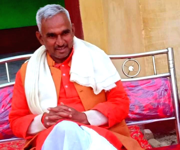Uttar Pradesh BJP MLA Surendra Singh. - Surendra Singh