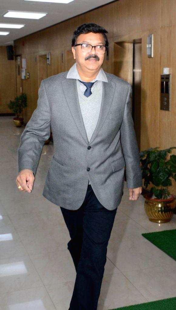 Uttar Pradesh Chief Electoral Officer T. Venkatesh. (File Photo: IANS)