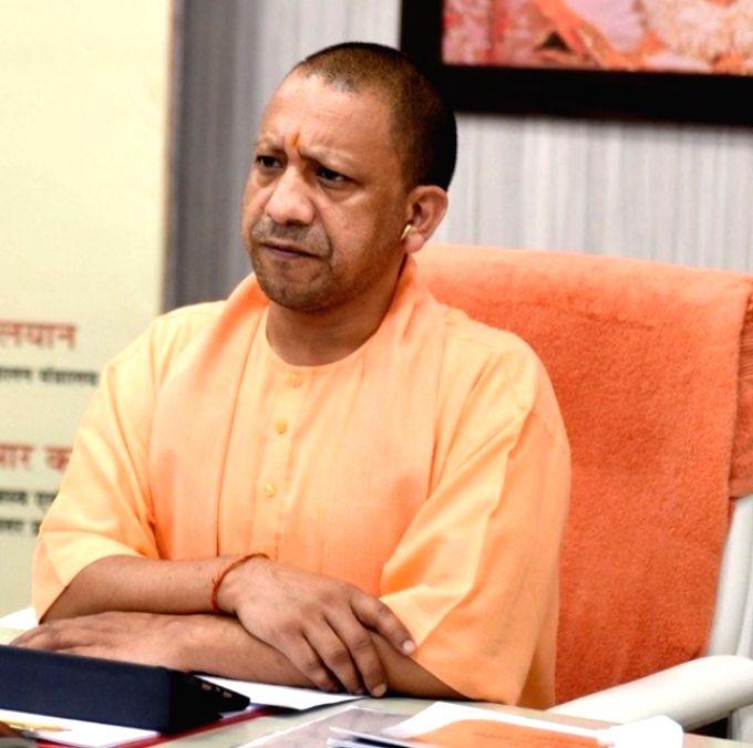 Uttar Pradesh Chief Minister Yogi Adityanath. - Yogi Adityanath